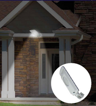 800 Lumen Solar Security Light