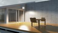 800 Lumen Solar Motion Sensor Security Light - Smart 8 W LED