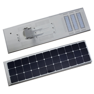 Nomo 7200 Lumen Solar Street Light