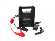1200 mAh Lithium Ion Jump Starter for cars and trucks w/ 2 USB charging ports