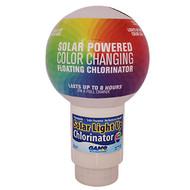 Solar Color-Change Globe Chlorinator
