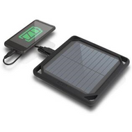 Eton Boost Solar 5000 Lithium Backup Battery Pack - Green