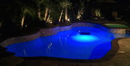 Savior 2500 Lumen Solar Powered Pool-Spa-Pond Light With Remote (30 W)