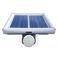 Savior 10,000 Lumen Solar Powered Pool-Spa-Pond Light (60 W)