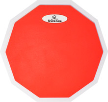 "8"" Snare Line Solo Practice Pad - Red"