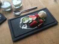 Steak and Dessert Platter