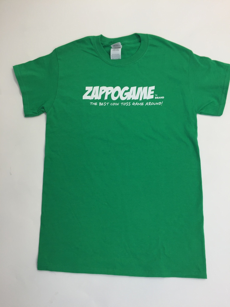 Official ZappoGame Brand  T-SHIRT