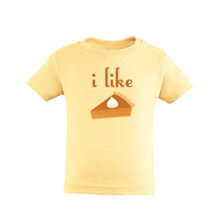 I Like Pie Adorable Cute Children's Tshirt - Thanksgiving - Pie Time