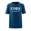 Control C (Copy) Toddler Soft Cotton T-Shirt (Goes With Control V Paste)