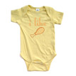 """Apericots """"I Like Turkey"""" Funny Unisex Infant Thanksgiving Foodie Fun Holiday Cute Comfy Baby Bodysuit"""