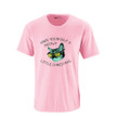 Apericots Have Yourself A Meowy Little Christmas Cute Holiday Pun Kitty Cat Funny Unisex Adult Tee