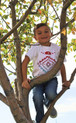 Organic Toddler Tee With Aztec Southwest Native American Geometric Print