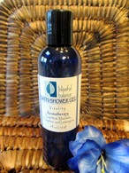 Aromatherapy Bath/Shower Gel - Vitality 4oz