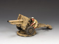 EA087(BR)  25 Pdr. Field Gun (British) by King and Country