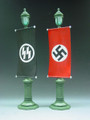 LAH041  German Lamposts by King & Country (Retired)