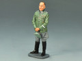 LAH107  Heydrich Standing with Hat by King & Country (Retired)