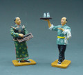 HK132  Captain & Waiter by King & Country (Retired)