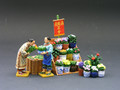 HK146  The Flower Shop Set by King & Country (Retired)