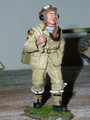 PM027  SGR Pilot Westcoaster 2011 Dinner Figure LE100 by King & Country (Retired)