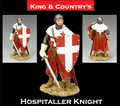 PM035 Hospitaller Knight Chicago 2012 Dinner Figure LE100 by King & Country (Retired)