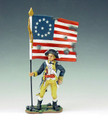AR035  Standing Flagbearer by King & Country (Retired)