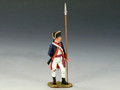AR069  Artillery Officer By King & Country (RETIRED)