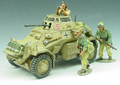 AK024  SDKFZ 222 Armour Car Set by King & Country (RETIRED)