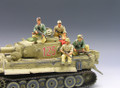 AK049  AK Tank Riders Set by King & Country (RETIRED)