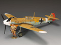 AK071(SL)  BF109F-4Z/Trop LE999 by King & Country (RETIRED)