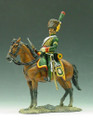 NA025  A Mounted Chasseur a Cheval by King & Country (RETIRED)