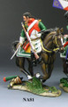 NA081S Dragoon Fighting w/Sword Special Ed. Ltd 350 pcs by King & Country (RETIRED)