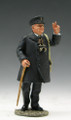 DD055  Winston Churchill by King & Country (RETIRED)