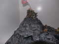 IWJ010B  Battlefield with Mountain Summit by King & Country (Retired)
