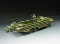 DD063  DUKW Amphibious Vehicle Set by King & Country (RETIRED)