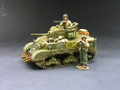 DD067  US Light Tank Set by King & Country (RETIRED)