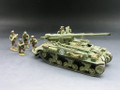 DD078  M12 155mm Gun Motor Carriage by King & Country (RETIRED)