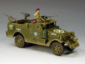 DD103  Free French Scout Car by King & Country (RETIRED)