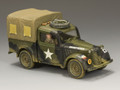 DD146  Austin Light Utility D-Day LE250 by King & Country (RETIRED)
