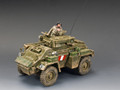 DD176  The Humber Mk II Armoured Car by King & Country (RETIRED)