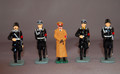 LAH004  Hitler in Brown Uniform with Assembly by King & Country (Retired)