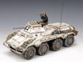 BBG048  Sd Kfz 234/1 Schwerer Panzerspahwagen by King & Country