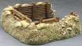 SP027  Tank Artillery Bunker by King & Country (RETIRED)