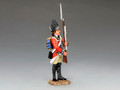 BR077  Royal Welch Fusilier Present Arms by King & Country (RETIRED)