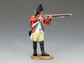 BR079  Royal Welch Fusilier Standing Firing by King & Country (RETIRED)