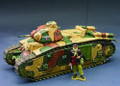 FoB010 Char BI bis French vehicle by King & Country (RETIRED)