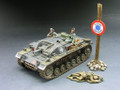 FoB038  Stug III Ausf B Battle of France by King & Country (RETIRED)
