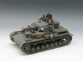 FoB039  Blitzkrieg Panzer IV by King & Country (RETIRED)