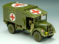 FOB040  Austin K2 Ambulance by King & Country (RETIRED)