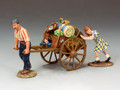 FOB062  The Refugee Cart by King & Country (RETIRED)