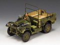 FOB091  Morris CS8 Truck (BEF) by King and Country